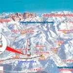 Pociąg panoramiczny - mapa dojazdu