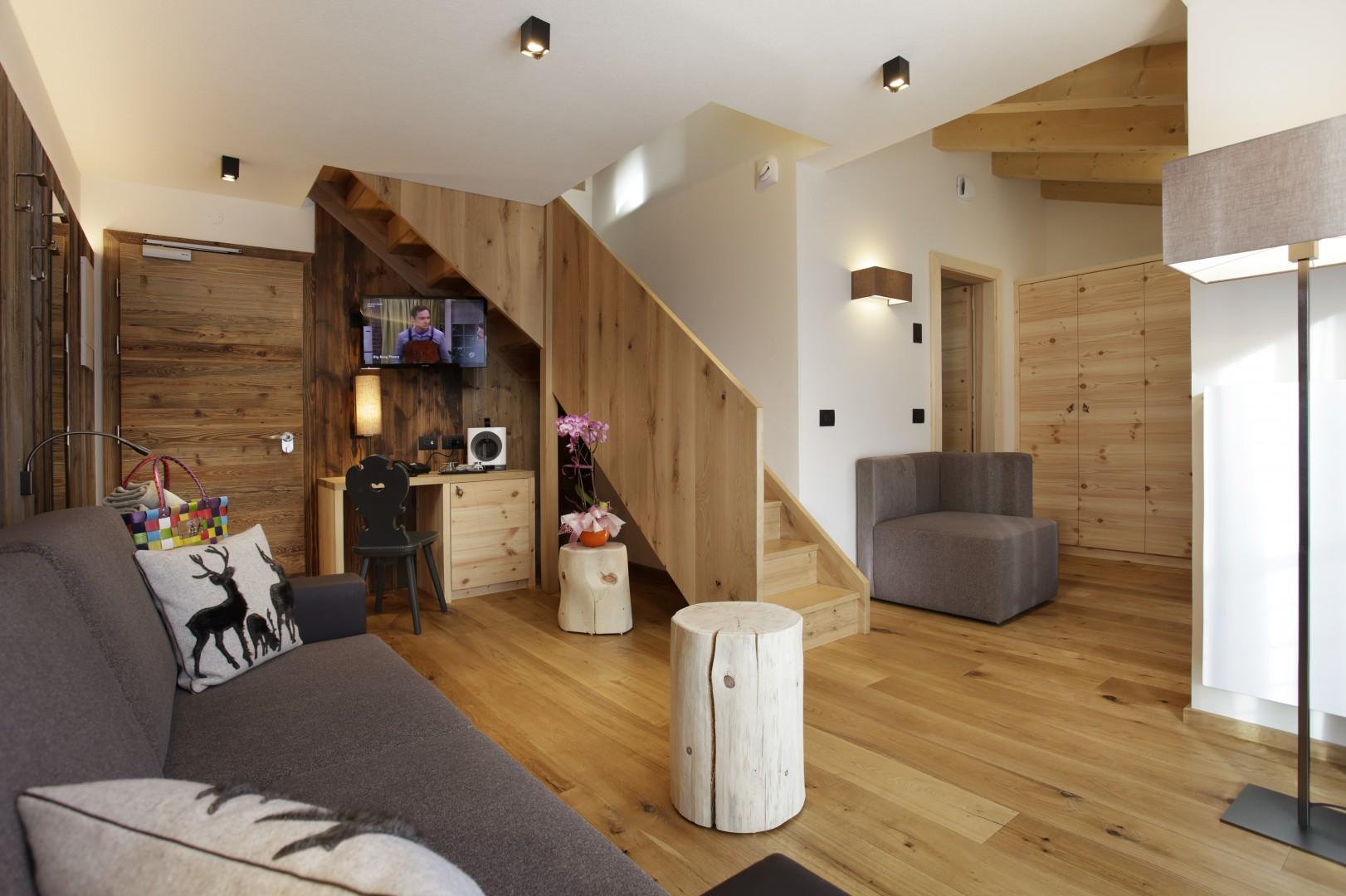 Pokój Chalet SPA Suite