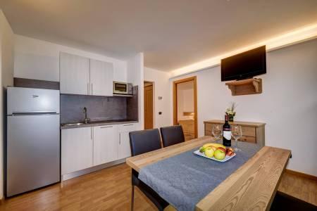 apartament 2-pokojowy 3-4-osobowy