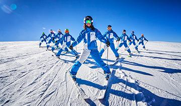Szkoła narciarska we Włoszech