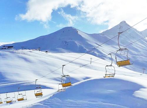 Rozpoczęcie sezonu we włoskich Alpach